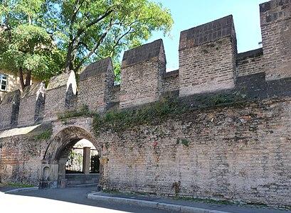 Rue Des Gallois Chemin De La Ville Oger  Saint Brieuc