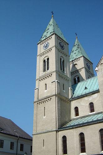 Roman Catholic Archdiocese of Veszprém - The Cathedral of St Michael, Veszprém