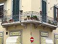 Via della mattonaia 55r-57r-59r, casamento di giovanni paciarelli, 02 balcone.JPG