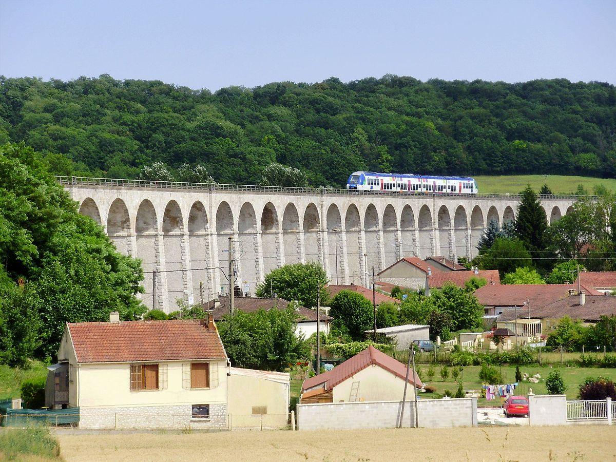 Paris est mulhouse ville railway wikipedia - Piscine de nogent sur seine ...