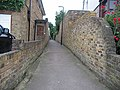 Vicar's Moor Lane, London N21 - Footpath - geograph.org.uk - 826991.jpg