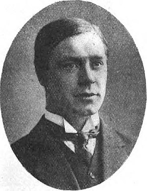Colne Valley by-election, 1907 - Victor Grayson in the late 1900s