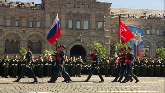 Файл:Victory Day Parade on Red Square 2016 (Full Video) 01.ogv