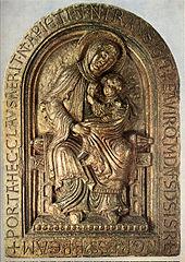 La Vierge de Dom Rupert