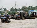 Vietnam 08 - 122 - Cai Be floating market (3185904536).jpg