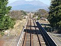 View north from Harlech railway station - geograph.org.uk - 594244.jpg