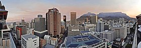 Cape Town CBD Skyline