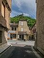 View of the castle of Saint-Laurent-les-Tours 01.jpg