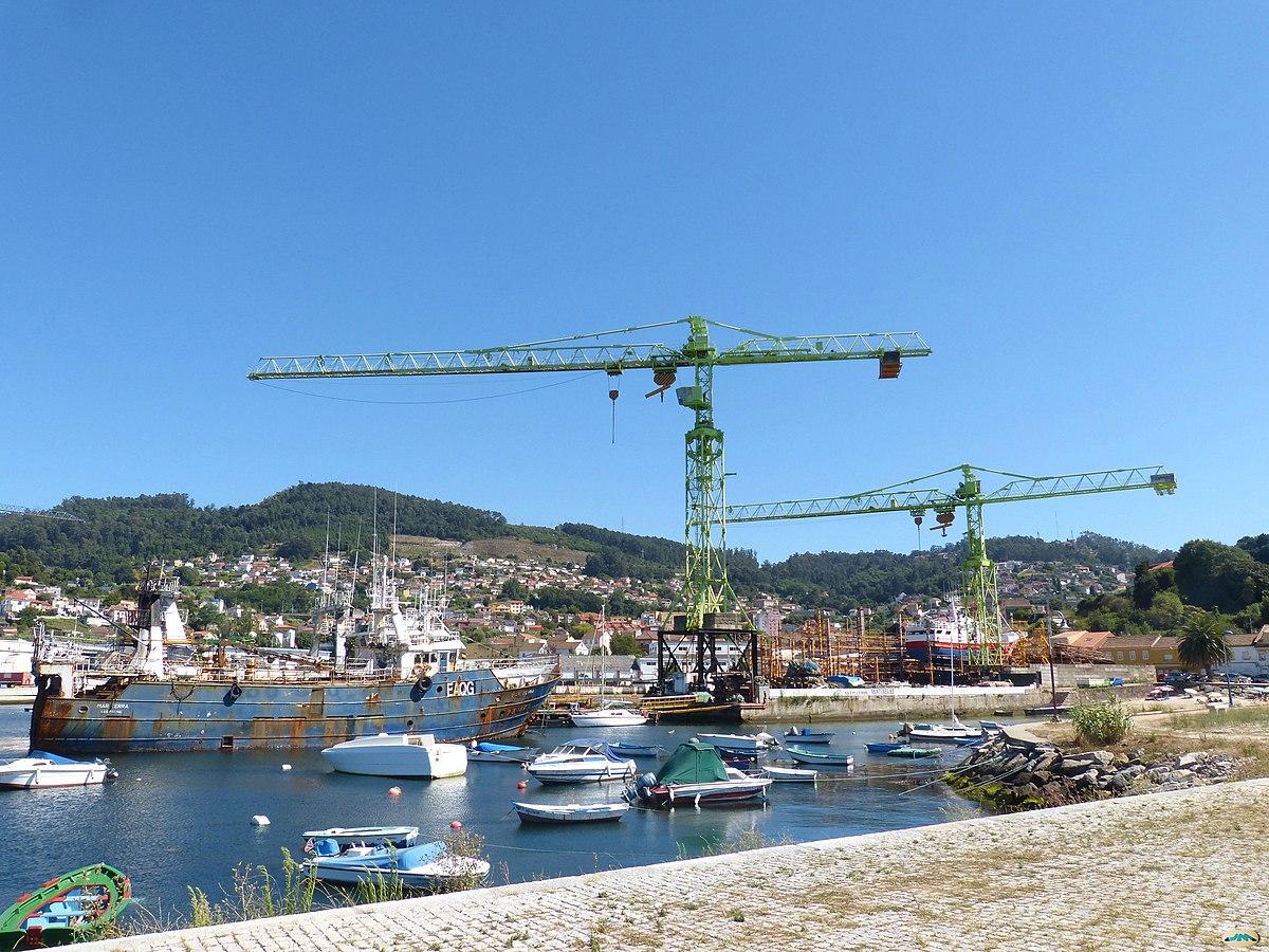Astilleros montenegro wikipedia la enciclopedia libre for Empresas de construccion en vigo