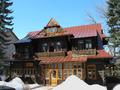 Villa Konstantynówka in Zakopane, place of stay of Joseph Conrad in 1914.PNG