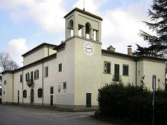 Coltano - Villa Medicea in Coltano