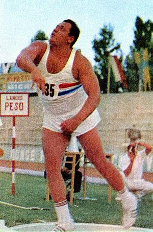 Vilmos Varjú - Image: Vilmos Varjú 1966