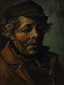 Vincent van Gogh - Head of a peasant - Google Art Project.jpg