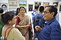 Visitors At Inaugural Day - 45th PAD Group Exhibition - Kolkata 2019-06-01 1597.JPG