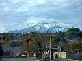 Vista del Iztaccíhuatl desde la autopista México-Puebla. 05.JPG