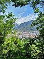Vista sulla città dal Parco del Monte Barro.jpg