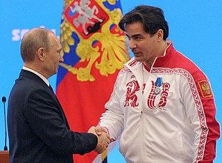 Albert Demchenko Russian luger