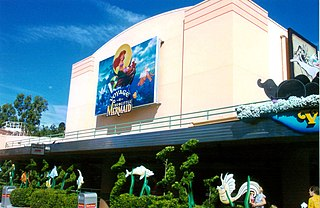 Voyage of the Little Mermaid live show at Disneys Hollywood Studios