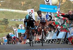 2013 Tour of the Basque Country - Image: Vuelta al País Vasco 2013, etapa 3