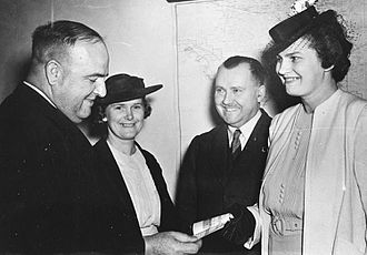 Bill McCann - Image: W.F.J. Mc Cann receiving a cheque for the Fighting Forces Comfort Fund
