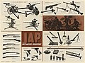 WW2 Japanese INfatry Weapons Poster Chart Newsmap Vol 3 No 34 1944-12-11 US Government National Archives NARA Unrestricted Public domain 26-nm-3-34 002.jpg