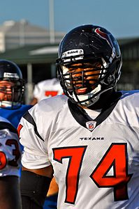 Wade Smith Texans practice '10.jpg