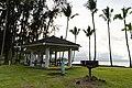 Waiolena beach Park barbecue Hilo Big island Hawaii (45364281785).jpg
