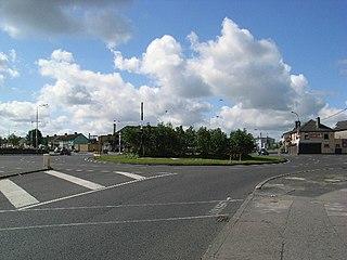 Walkinstown Suburb of Dublin in Leinster, Ireland