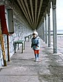 Walkway under Dawlish Station - geograph.org.uk - 997870.jpg
