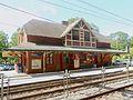 Wallingford SEPTA station Delco PA.jpg