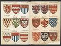 Wapenboek Beyeren (armorial) - KB79K21 - folios 019v (left) and 020r (right).jpg