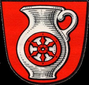Aulhausen - Image: Wappen Aulhausen