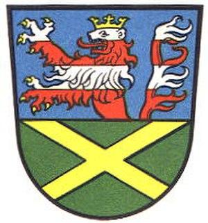 Gladenbach - Image: Wappen Gladenbach