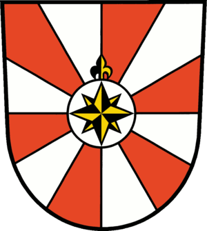 Schönefeld - Image: Wappen Schoenefeld