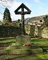 War Memorial - Church Lane - geograph.org.uk - 705782.jpg