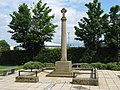 War Memorial Redworth Road Shildon - geograph.org.uk - 1404328.jpg