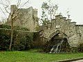 Water cascade, West Malling, Kent - geograph.org.uk - 144366.jpg