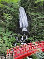 Waterfall of Fudou in Hatimantai.JPG