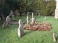 Waterstock graveyard - geograph.org.uk - 1065892.jpg