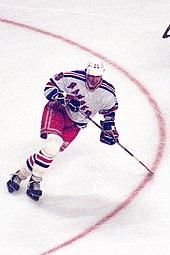 170px-Wayne_Gretzky_1997 Wayne Gretzky Edmonton Oilers Los Angeles Kings New York Rangers Team Canada Wayne Gretzky