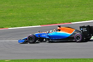 2016 Austrian Grand Prix - Pascal Wehrlein recorded his first ever point in Formula One.