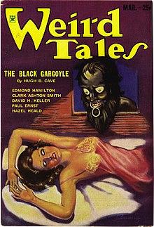 Erotic horror tales
