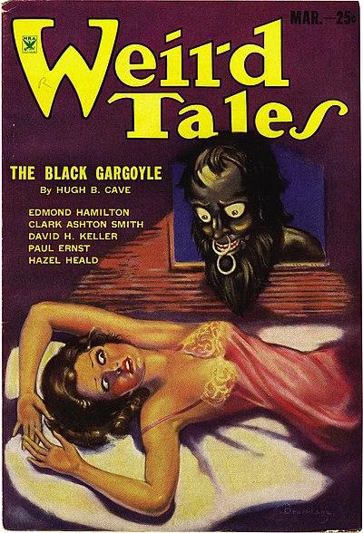 Weird Tales March 1934