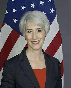 Wendy Sherman - Image: Wendy R. Sherman