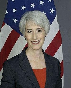 Wendy Sherman - Image: Wendy R. Sherman