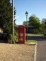 West Dean - Telephone Box - geograph.org.uk - 996653.jpg