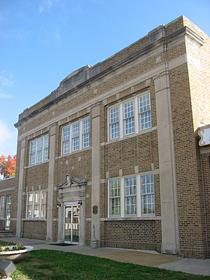 West Frankfort, Illinois - Old City Hall