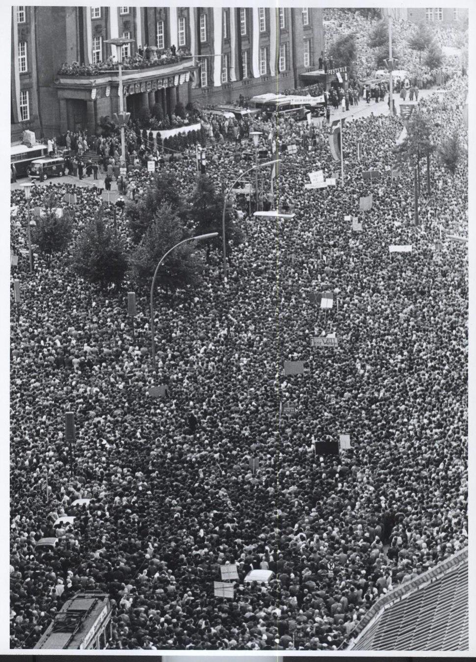 West Germans Demonstrating - Flickr - The Central Intelligence Agency