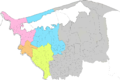 West Region-KFS Governorate-blankmap.png