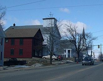 Westminster, Massachusetts - Westminster Historic District